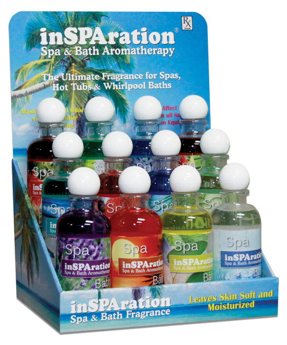 9oz inSPAration Bottles (12 Pack)