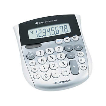 Texas Instruments Minidesk Calculator