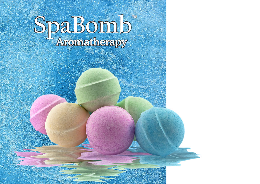 SpaBomb Aromatherapy for Whirlpool Tubs